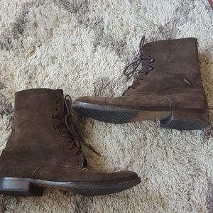 J. Crew leather boots